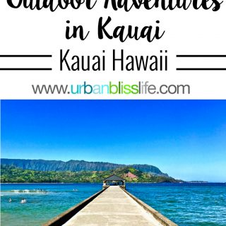 Kauai Outdoor Adventures on UrbanBlissLife.com - kayaking and snorkeling