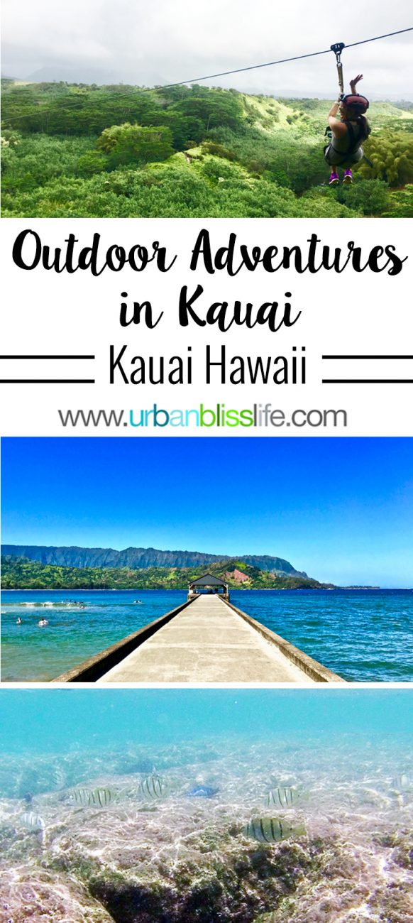 Travel Bliss: Ziplining, Kayaking, and Snorkeling in Kauai