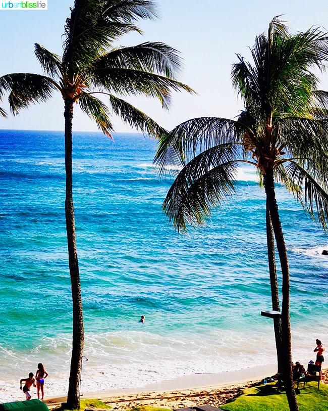 Sheraton Kauai Resort Hawaii Hotel Review on UrbanBlissLife.com
