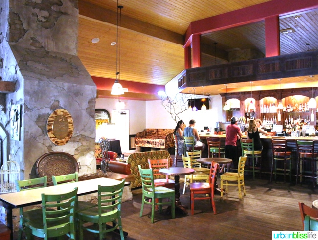 The Oregon Garden Resort restaurant travel on UrbanBlissLife.com