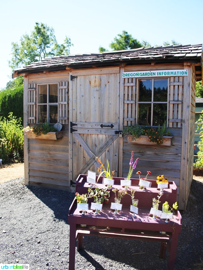 the oregon garden travel on urbanblisslifecom