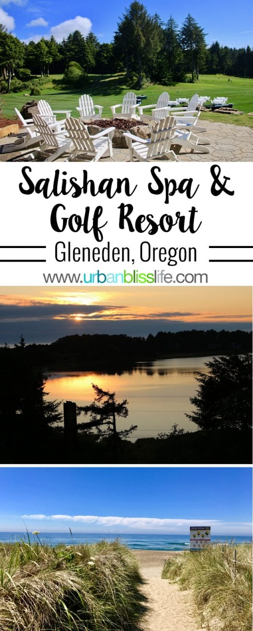 Travel Bliss: Salishan Spa & Golf Resort on the Oregon Coast