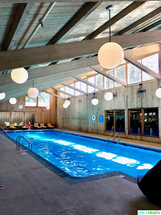 Salishan Spa pool