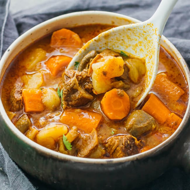15 Family Friendly Instant Pot Recipes: Beef Stew