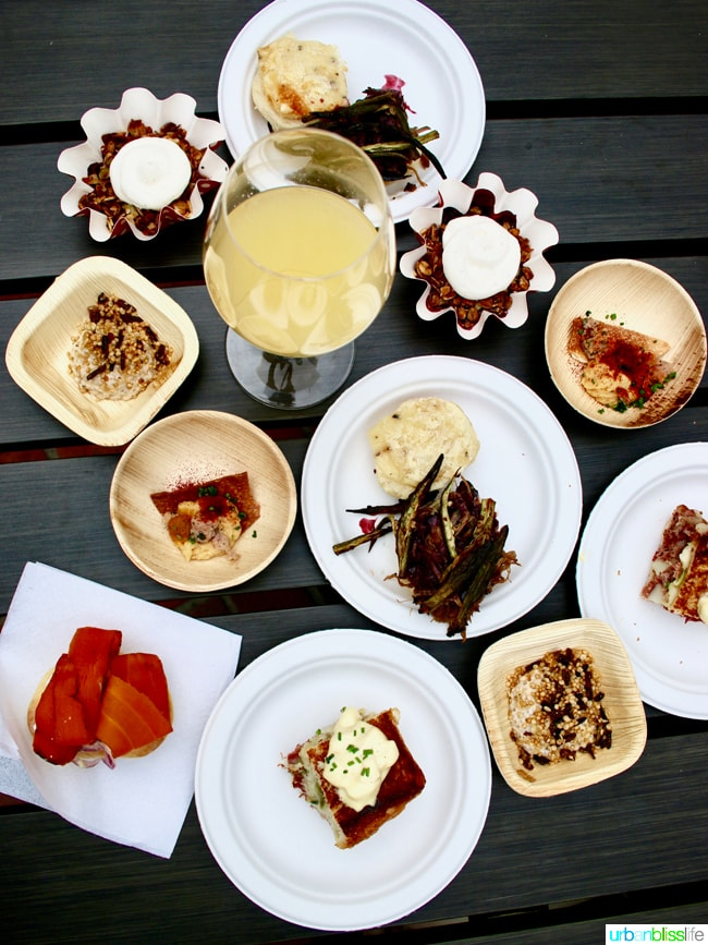 FOOD WINE BLISS: Feast Portland 2017 Best Bites and Sips