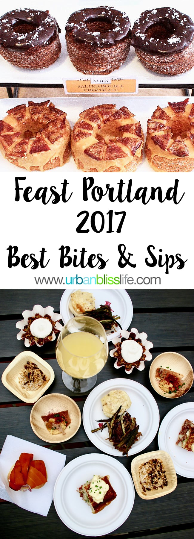 Feast Portland 2017 Best Bites and Sips, Grand Tasting, on UrbanBlissLife.com