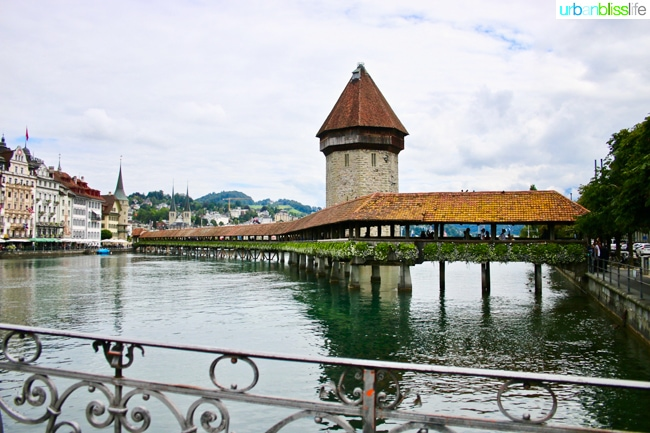 Family Travel to Lucerne, Switzerland, on UrbanBlissLife.com