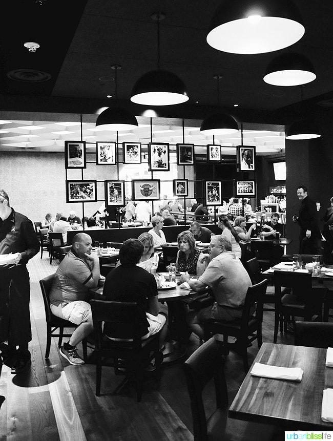 Michael Jordan's Steak House restaurant review on UrbanBlissLife.com