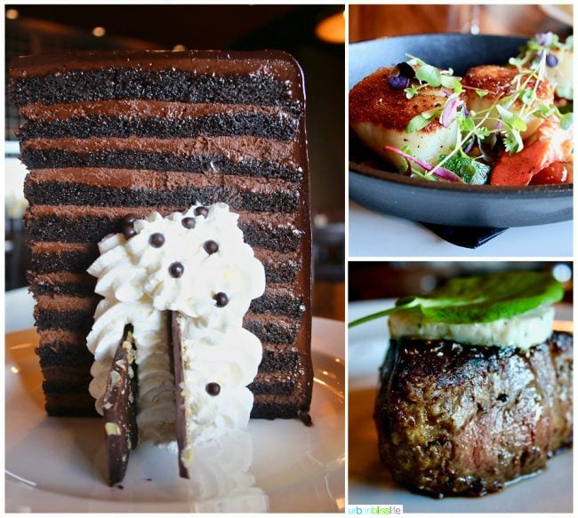 FOOD BLISS: Michael Jordan's Steak House (Ridgefield, Washington)