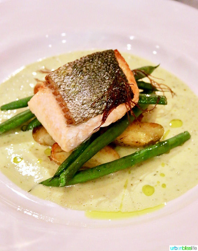 French-inspired Pacific Northwest Cuisine at Marché Restaurant (Eugene, Oregon)