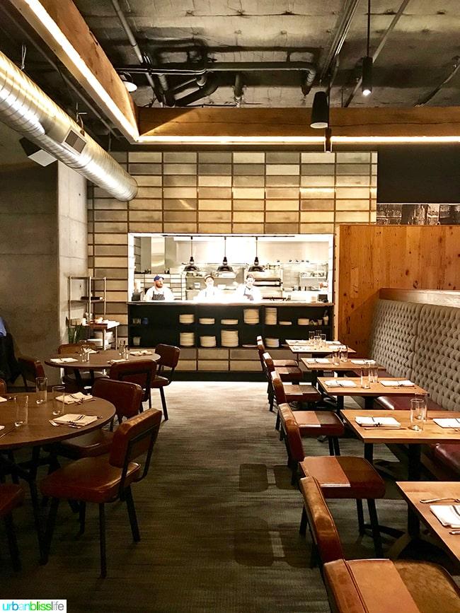 Tanner Creek Tavern Portland, Oregonrestaurant review on UrbanBlissLife.com.