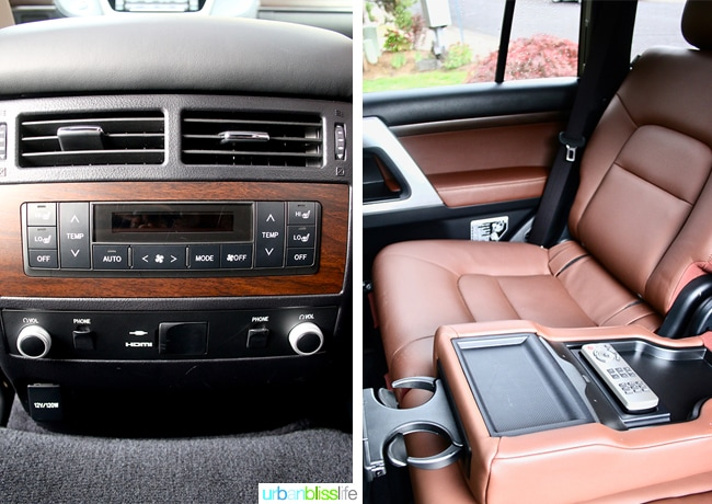 Toyota Landcruiser - the ultimate tailgating party on UrbanBlissLife.com
