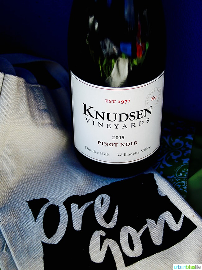 Knudsen VIneyard wines - the ultimate tailgating party on UrbanBlissLife.com