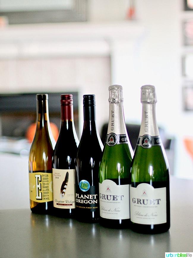 Oregon wines in Kansas, on UrbanBlissLife.com