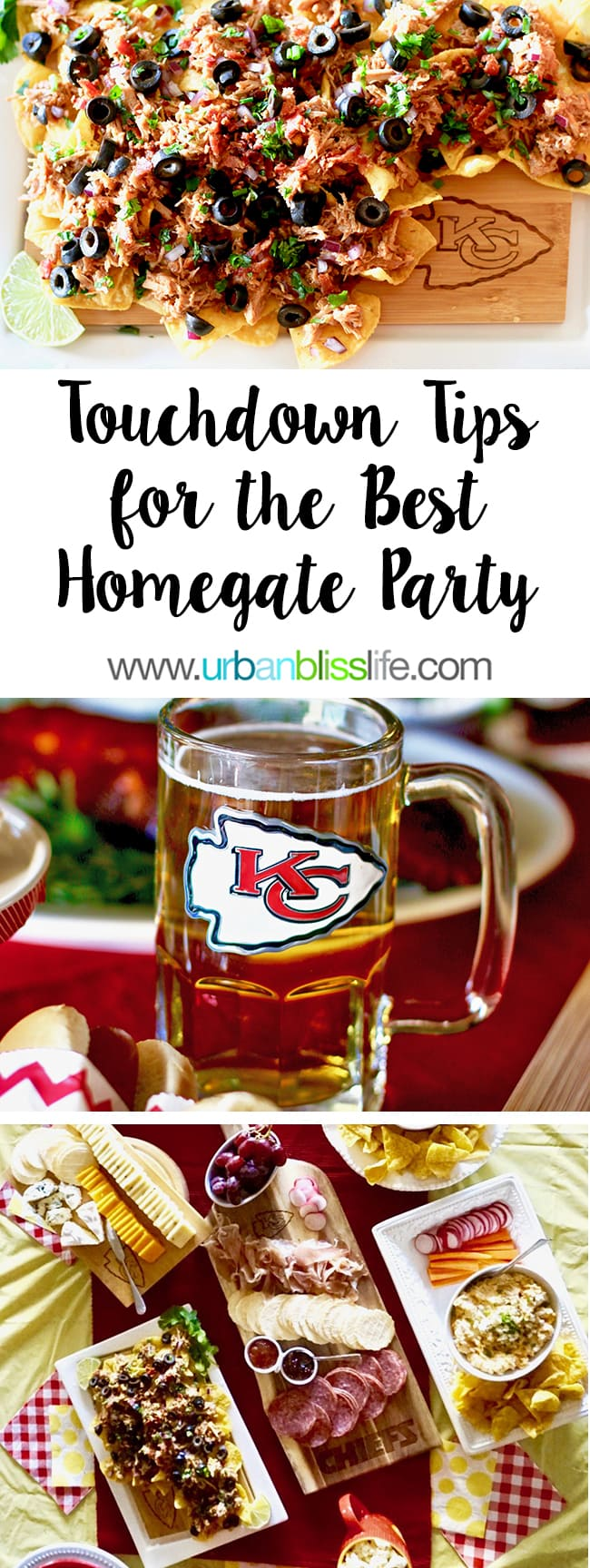 NFL Homegate Party tips