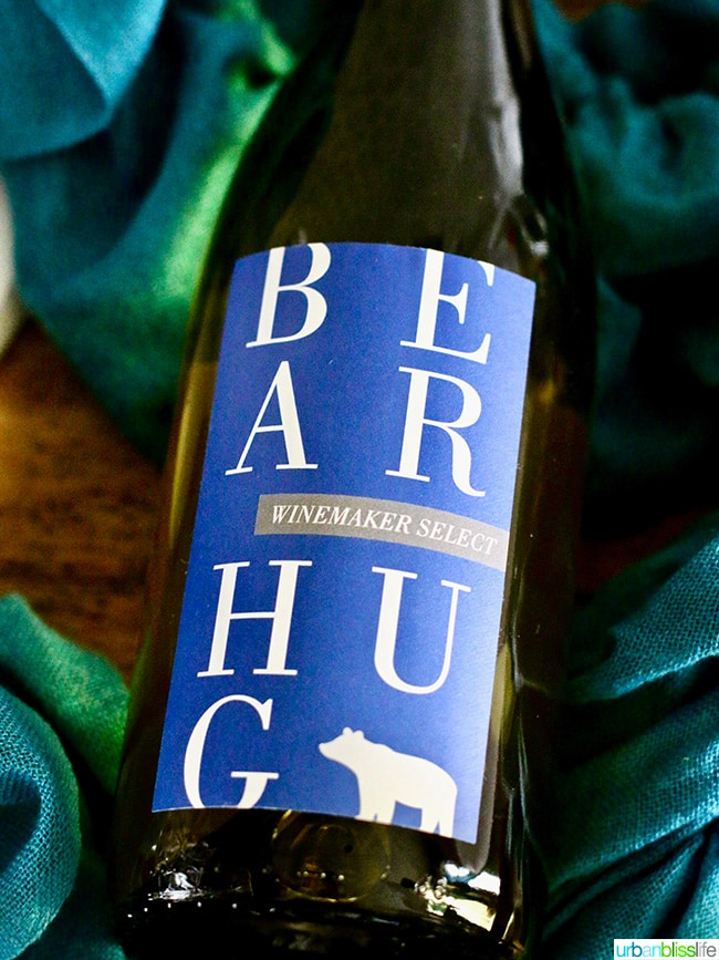 Martha Stewart Wine Co. Bear Hug Chardonnay