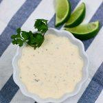 Southwest BBQ Chicken Salad buttermilk dressing