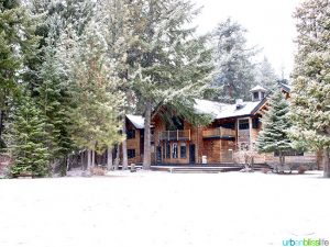 Suttle Lodge in Sisters, Oregon