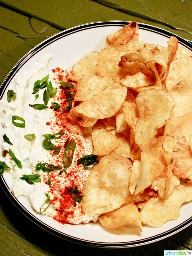 Suttle Lodge chips in Sisters Oregon