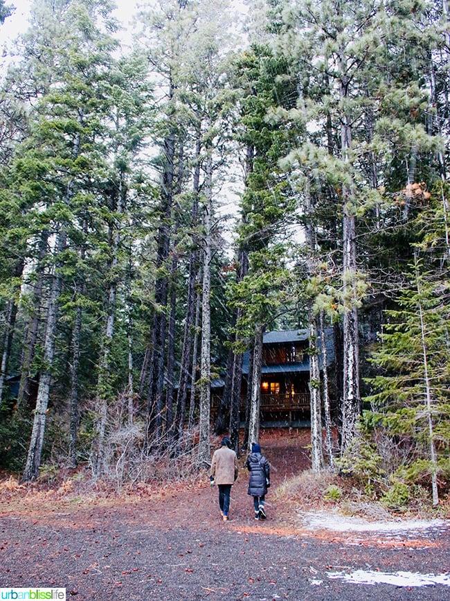 Suttle Lodge in Sisters, Oregon