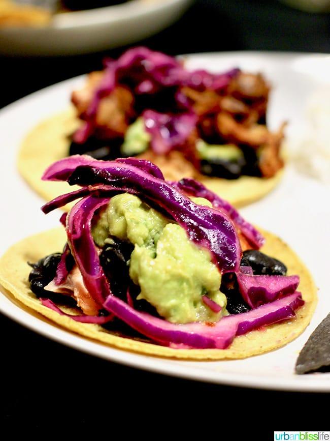 Chehalem Winery spring luncheon with Alto Baja on UrbanBlissLife.com