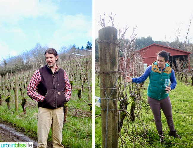 Chehalem Winery winemakers