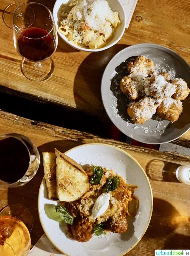 Best Italian restaurants in Portland - Il Solito