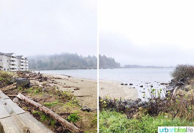 Lincoln City Oregon Beach
