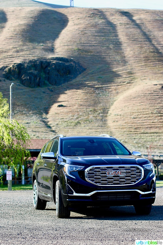 Pacific Northwest Road Trip - GMC Terrain Denali 2018