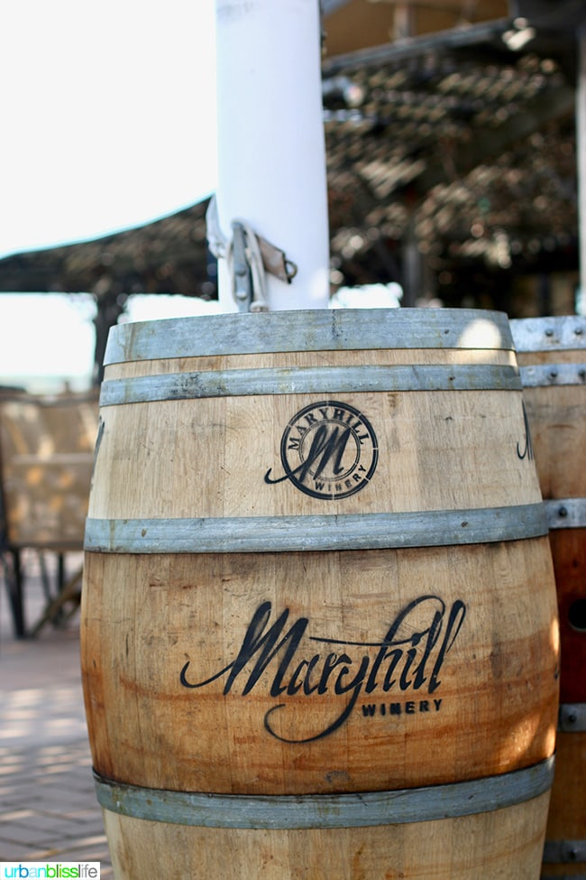 Pacific Northwest Road Trip - Maryhill Winery, Goldendale, Washington