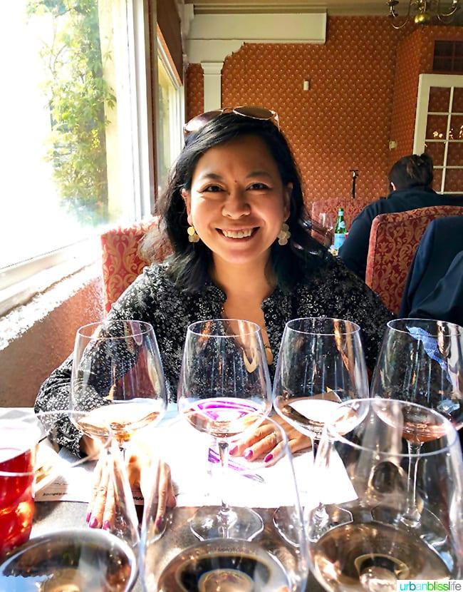 Marlynn Jayme Schotland, food wine travel writer, Urban Bliss Life