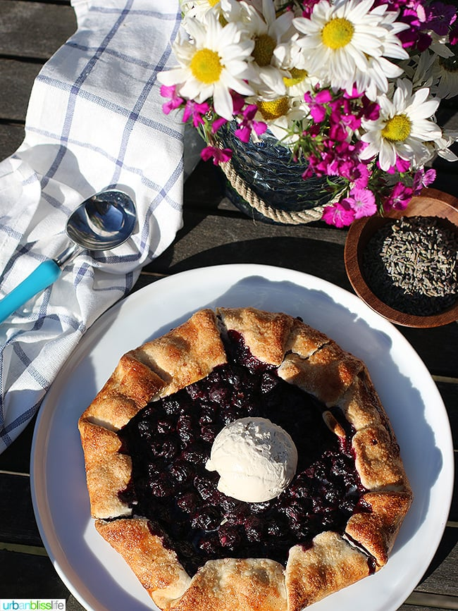 perfect summer party pie