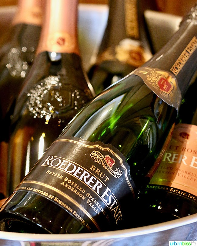 alexander valley wineries: roederer estate brut
