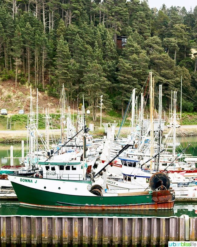 boats in fort bragg, ca