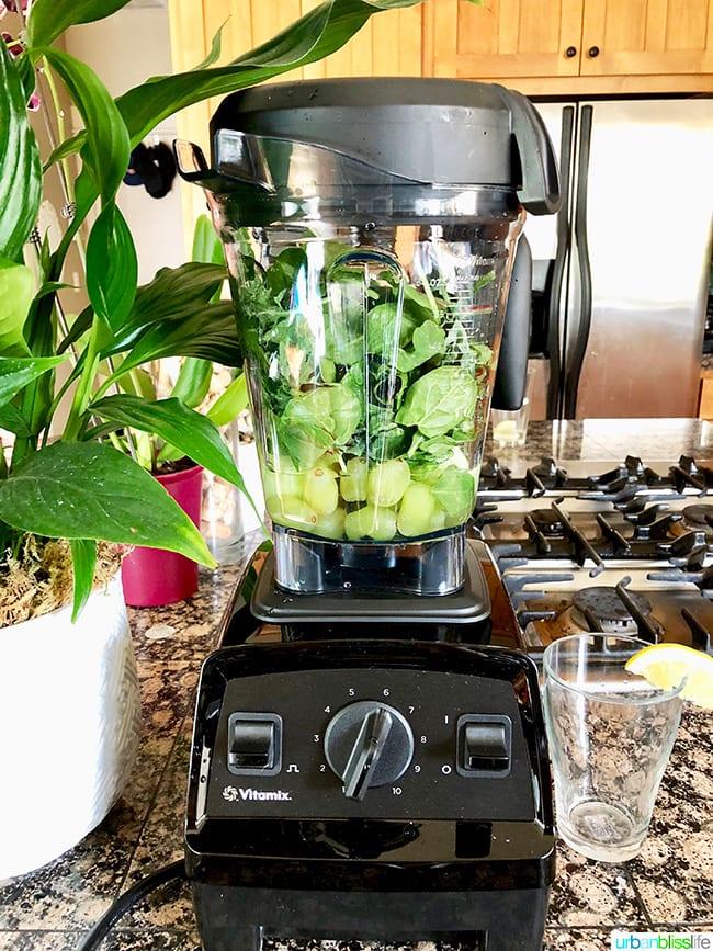 super green smoothie vitamix ingredients