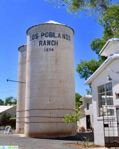 silos Los Poblanos Inn Albuquerque New Mexico