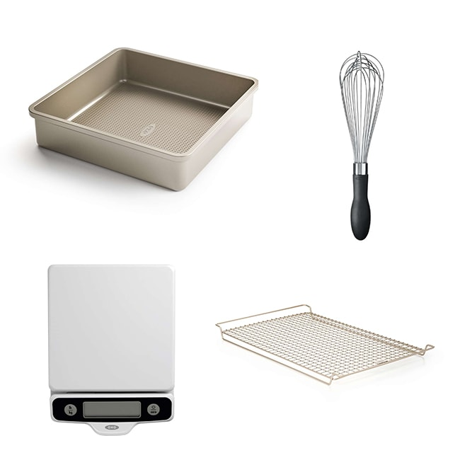 OXO baking products