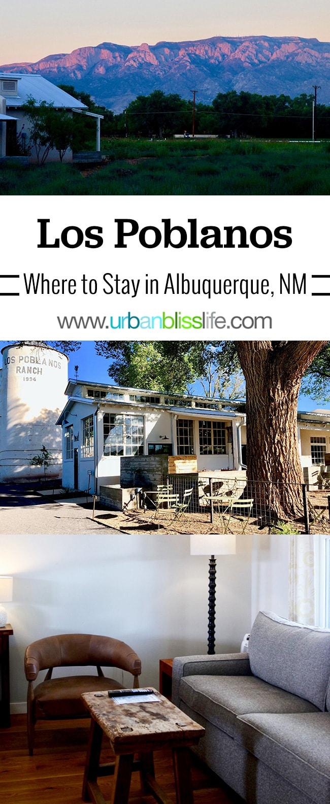 Los Poblanos Inn Albuquerque New Mexico
