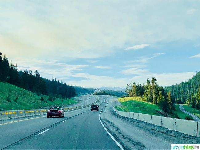 Colorado highway