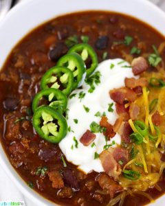 Best Instant Pot Chili