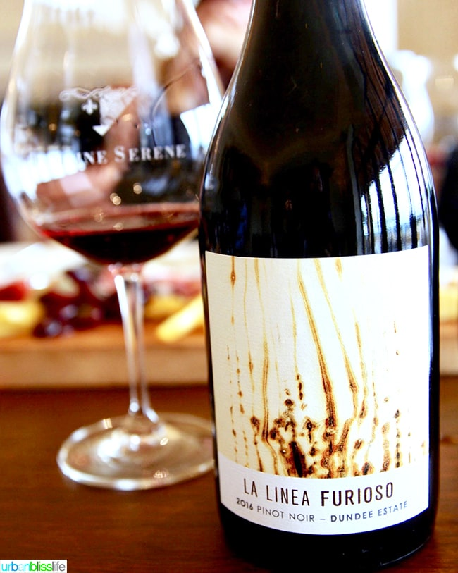 Furioso Vineyards Pinot Noir
