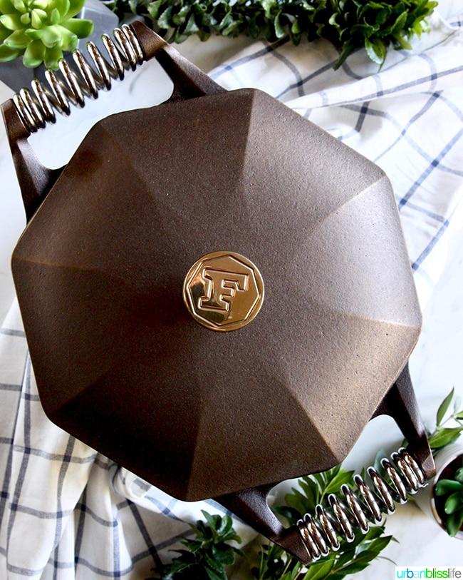Finex Cast Iron Cookware 5-quart Dutch Oven
