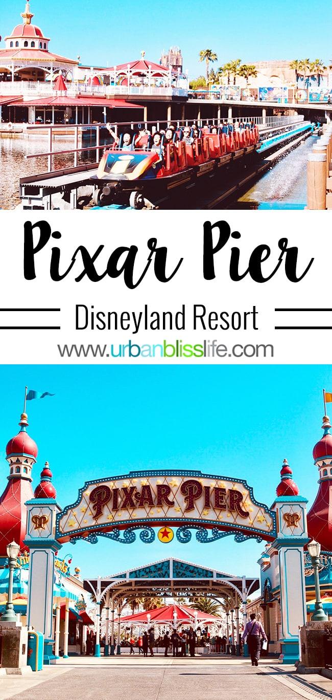 Disneyland Pixar Pier opening