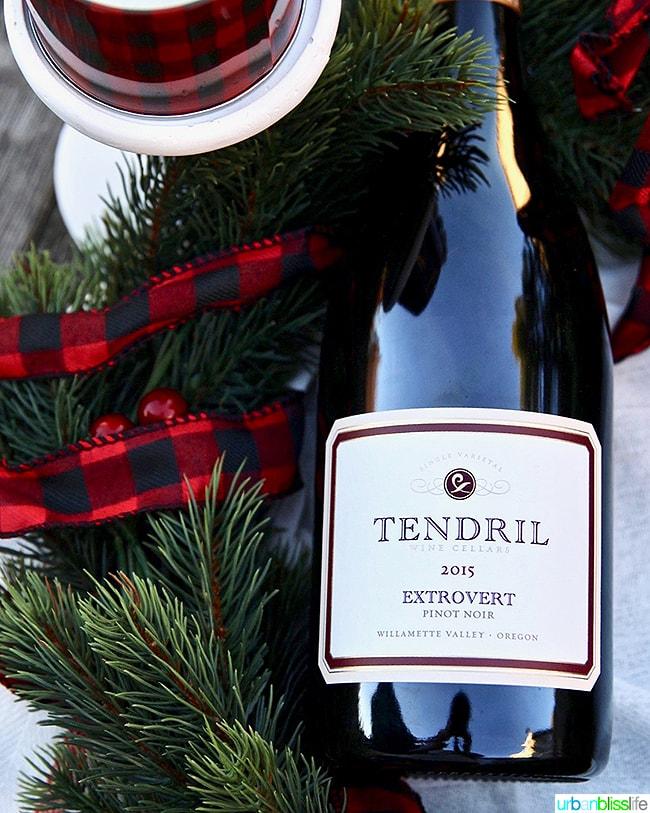 Tendril Extrovert Pinot Noir