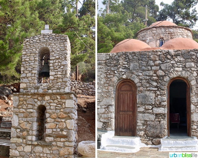 Lefkos church