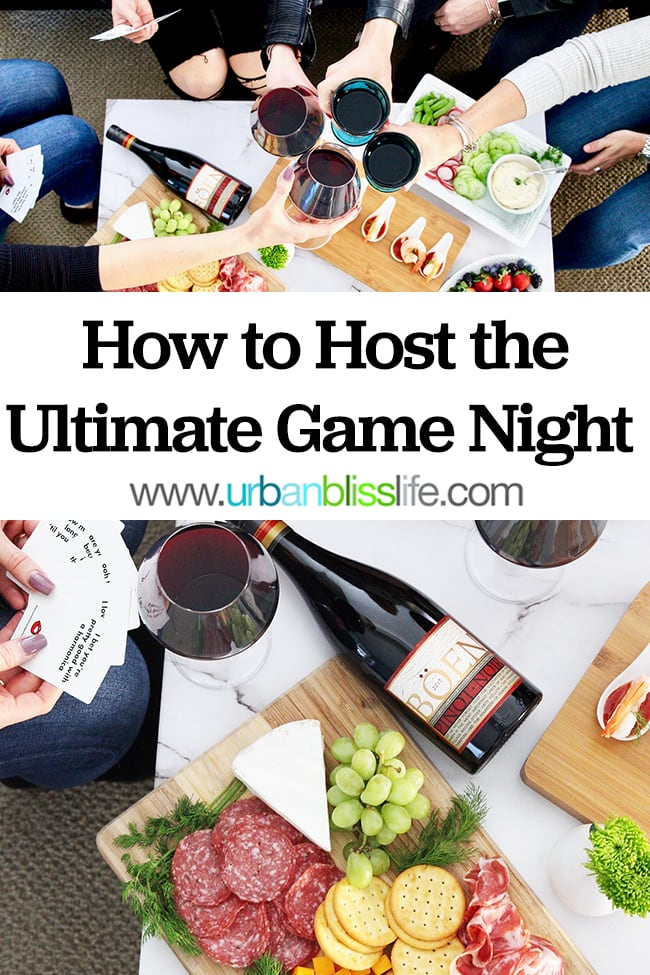 Ultimate Game Night Game Plan