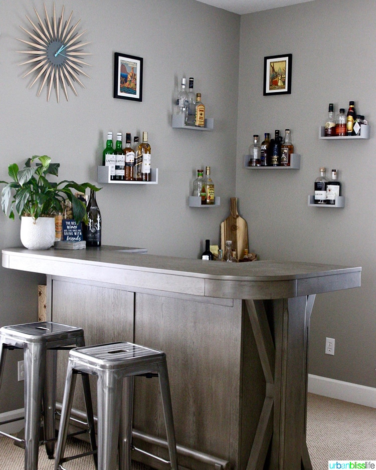 Home Bar Setup A How To Guide On Urban Bliss Life