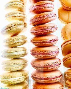 Santana Row Cocola Bakery Macarons