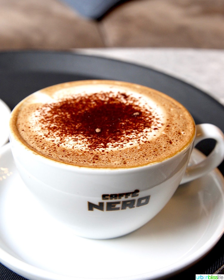 Cafe Nero Dublin Coffee
