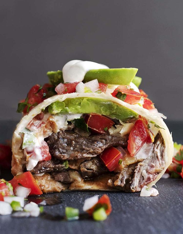 Carne-Asada-Burrito